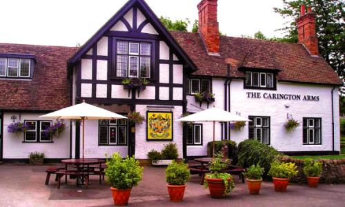 A pretty pub